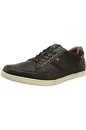 TOM TAILOR Herren 2181203 Sneaker, Black