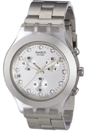 Swatch CORE Collection Full-Blooded Silver SVCK4038G