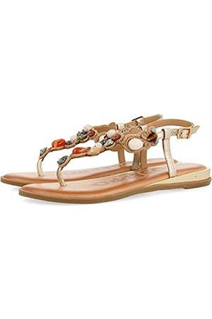 Gioseppo Damen ELDORET Flache Sandale