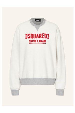 Dsquared2 Damen Sweatshirts - Sweatshirt grau