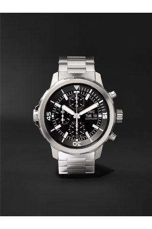 IWC SCHAFFHAUSEN Aquatimer Automatic Chronograph 44mm Stainless Steel Watch, Ref. No. IW376804