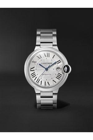 Cartier Herren Uhren - Ballon Bleu de Automatic 40mm Stainless Steel Watch, Ref. No. WSBB0040