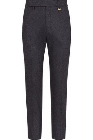 Fendi Herren Stoffhosen - Tailored straight-leg trousers
