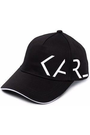 Karl Lagerfeld Jungen Caps - Side logo-pritn baseball cap