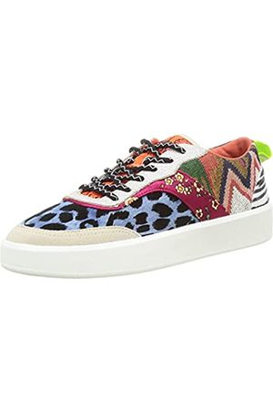 Desigual Damen Shoes_Fancy_Crazy Sneaker