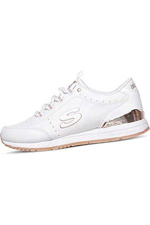 Skechers Damen 907-WHT_38 Sneakers, White