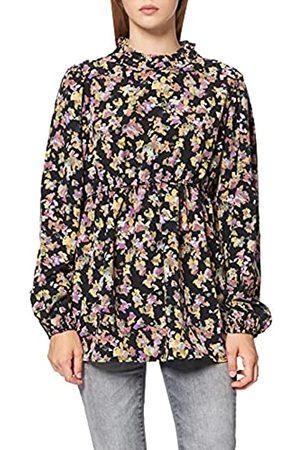 Mama Licious Damen MLEMRA L/S Woven TOP A. Bluse