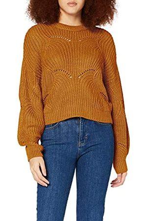 Pieces Damen PCBENITA LS O-Neck Knit Pullover