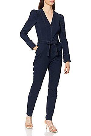 Morgan Damen Combi Pantalon UNIE ML Cache Coeur 212-PEARLY Jumpsuit