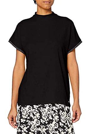 Garcia Women's T00209 T-Shirt, Black