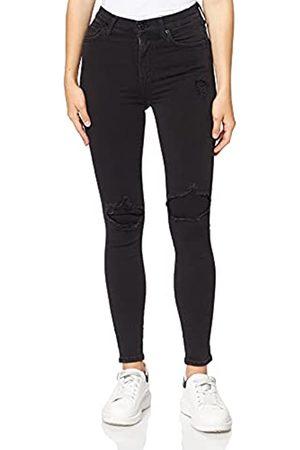 7 For All Mankind Damen HW Skinny Jeans