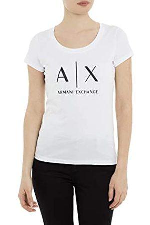Armani Damen Logo SS T-Shirt