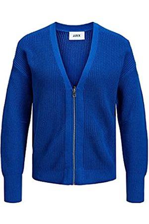 JACK & JONES Women's JJXX JXELIZA LS Twist Cardigan Knit NOOS Strickjacke