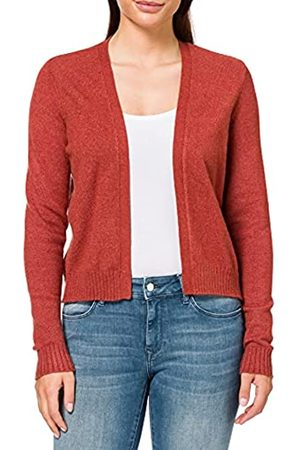 VILA Clothes Damen VIRIL Short L/S Knit Cardigan-NOOS Strickjacke