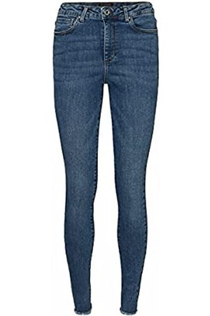 VERO MODA Damen VMLOA HR Skinny Jeans VI374 GA NOOS Jeanshosen