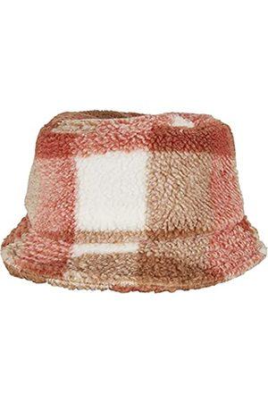 Flexfit Unisex Sherpa Check Bucket Hat Hut