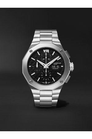 Baume & Mercier Herren Uhren - Riviera Automatic Chronograph 43mm Stainless Steel Watch, Ref. No. M0A10624
