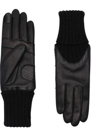 AGNELLE Damen Handschuhe - Cécilia Taktil mit Kaschmirfutter