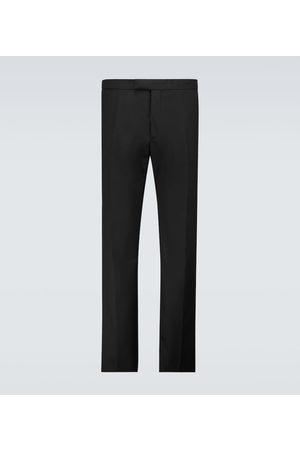 RAF SIMONS Slim Fit-Hose aus Wolle