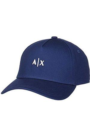 Armani Herren Baseball Cap, (Navy/White-Navy/White 42235)