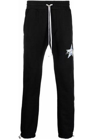 AMIRI Herren Jogginghosen - Star logo track pants
