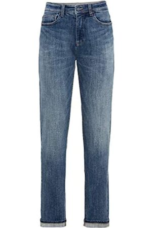 Camel Active Damen Trouser, MID Blue Used TIndiadiat((43))