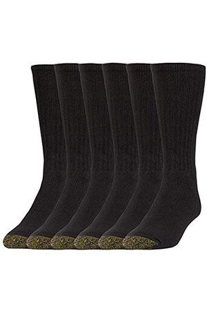 Gold Toe Herren Harrington Crew, Multipairs Lssige Socken