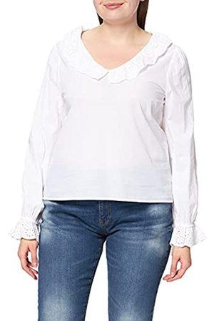 Pieces Damen Pcloudres Top Bc Bluse