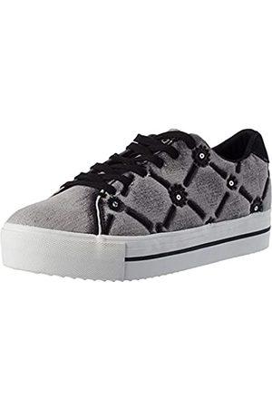 Desigual Damen Shoes_Street_Eye Tige Sneaker, Black