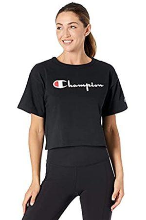 Champion Damen Heritage Cropped Tee T-Shirt
