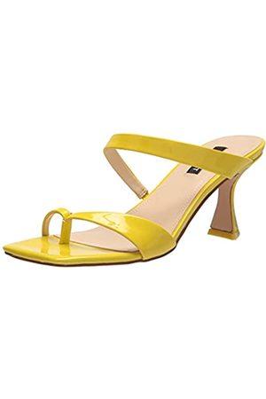 Nine West Damen Padma Sandale mit Absatz
