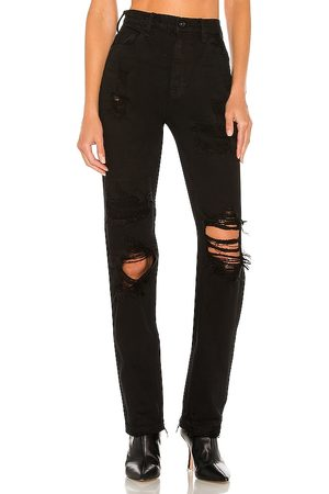 Free People Damen Straight - CRVY Straight Shooter Jean in . Size 28, 29, 30, 31, 25, 32, 26, 27.