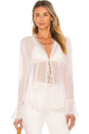 Free People Galaxy Studded Top in . Size XS, S, M.