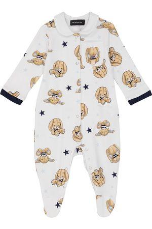 MONNALISA Baby Bedruckter Strampler aus Baumwolle