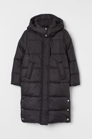 H&M Knielanges Puffer Jacket