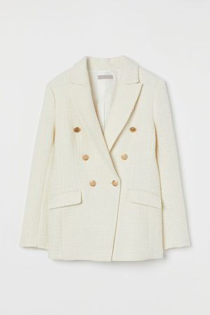 H & M Blazer aus Bouclé