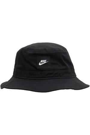 Nike Herren Hüte - Fischerhut Aus Baumwolle Mit Logo