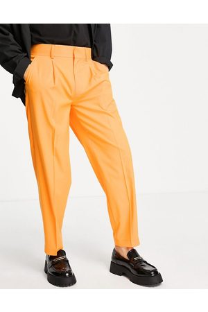 ASOS – Schmal zulaufende, elegante Oversize-Hose in