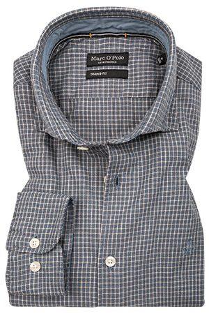 Marc O' Polo Herren Hemden - Hemd 129 7223 42168/C80