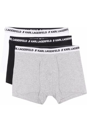 Karl Lagerfeld 3er-Set Shorts aus Bio-Baumwolle