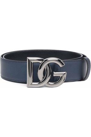 Dolce & Gabbana Gürtel mit DG-Schnalle