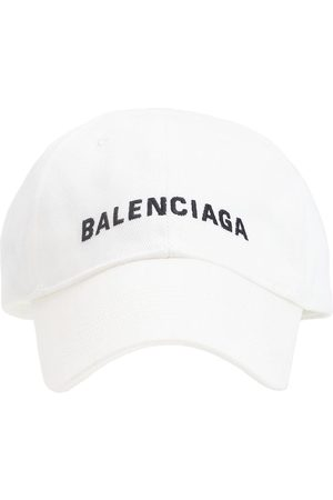 Balenciaga Herren Hüte - Baseballkappe Mit Logo