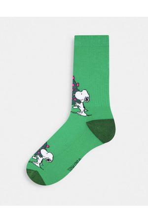 ASOS – Weihnachtssocken mit Snoopy -Motiv