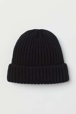 H&M Gerippte Mütze