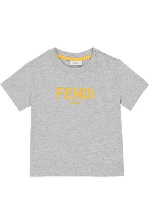 Fendi T-Shirt aus Baumwolle