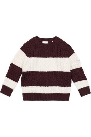 Burberry Pullover aus einem Wollgemisch