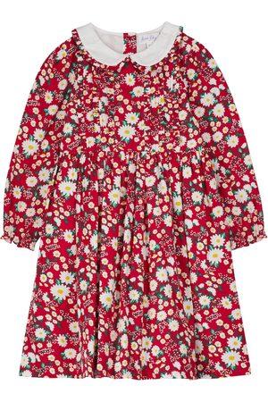 Rachel Riley Bedrucktes Kleid aus Baumwolle