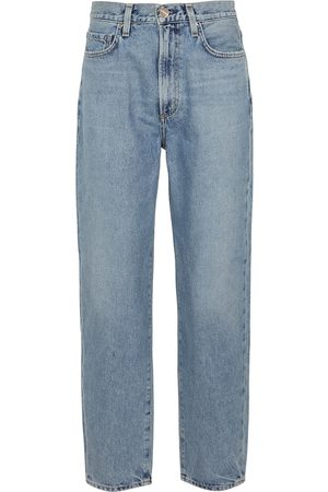 Goldsign High-Rise Straight Jeans The Peg