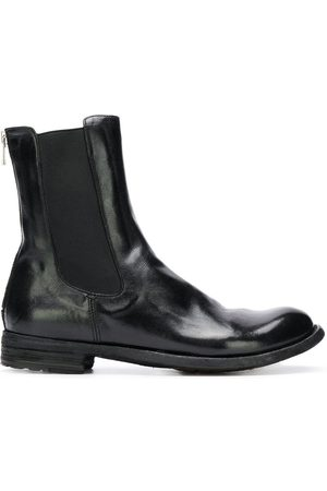 Officine creative Damen Stiefeletten - Chelsea-Boots mit Reißverschluss