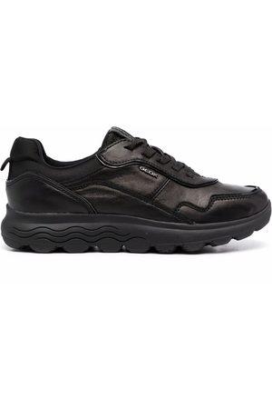Geox Sneakers mit Einsätzen
